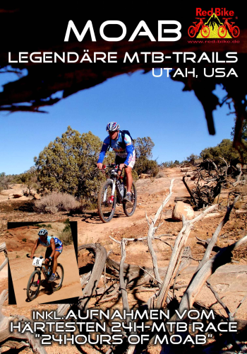 DVD Moab-legendäre MTB Trails